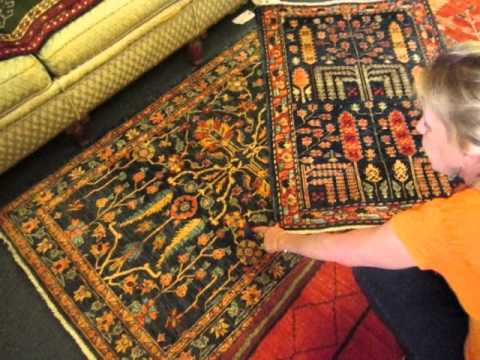 Beautiful Tribal Rugs from Afghanistan! Paradise Oriental Rugs, Inc.