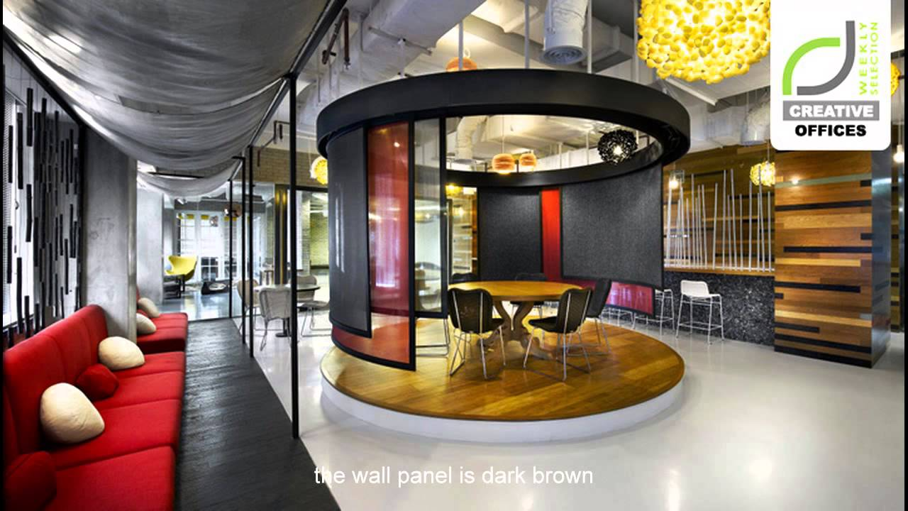 cool open office space cool office pinterest creative offices youtube