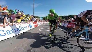 GoPro: Tour de France 2017 - Stage 14 Highlight