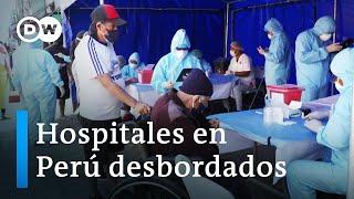 Perú No Consigue Frenar El Coronavirus