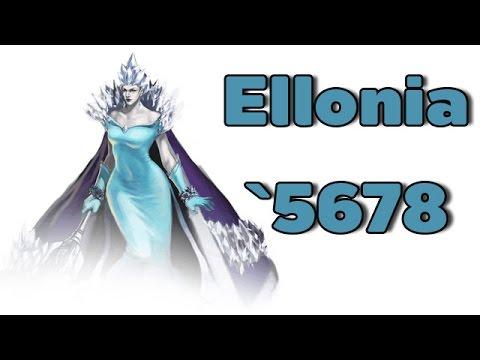 Hon เกรียนๆ Let's play Ellonia เอลซ่าห้าหกเจ็ดแปด By ตั้น'5678