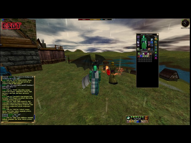 Asheron's Call - Frostfell - Servers shutdown last 2 hours