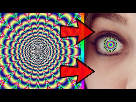 CRAZY ILLUSION CAN CHANGE YOUR EYE COLOR! 99% OF PEOPLE'S EYES WILL CHANGE!