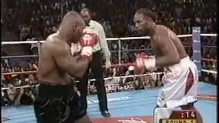 Майк Тайсон - Леннокс Льюис 55 (1) Mike Tyson Vs Lennox Lewis Бокс