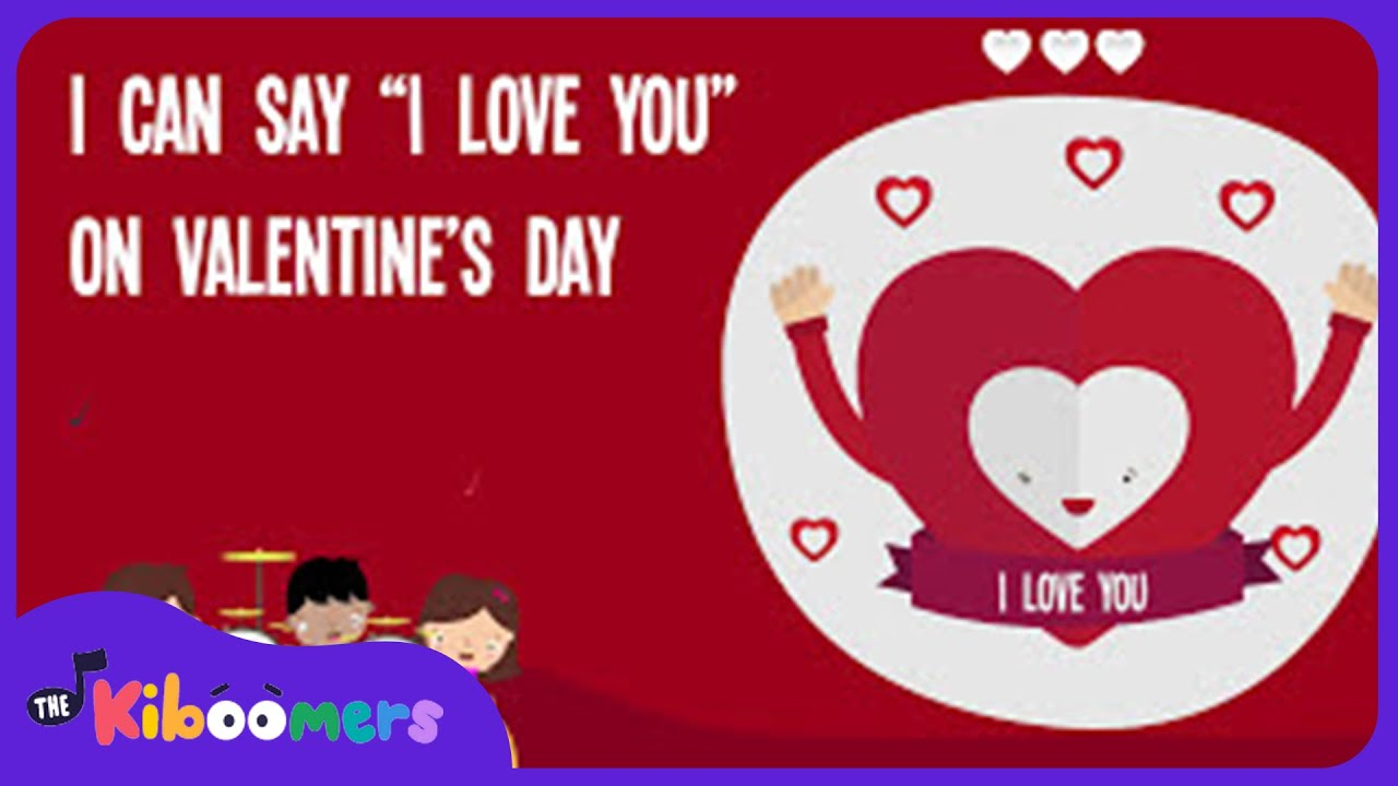 I M A Little Valentine Valentine S Day Songs For Kids