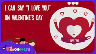 I'm a Little Valentine   Valentine's Day Songs for Kids   Valentine Songs for Kids