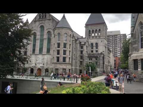 McGill University - 214 - Oh Canada