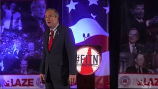 Jeb Hammers Donald Trump at #FITN Town Hall