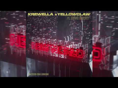 Krewella & Yellow Claw - New World (feat. Taylor Bennett) (HQ)