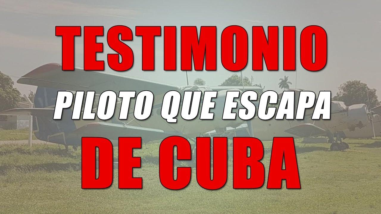Roberto Marin. Testimonio de un piloto que escapó de Cuba. #datosNOideas