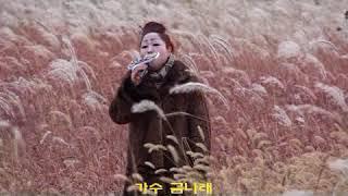 가수 금나래 [숨어우는바람소리]  울산 태화강