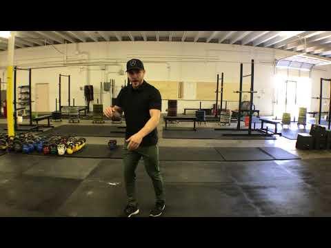 Bodyweight Getups