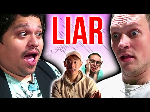 Exes Take A Lie Detector Test