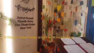 Al Mayass Dubai, Sofitel Dubai Downtown offers panoramic views of Burj Khalifa and Dubai Fountain. T