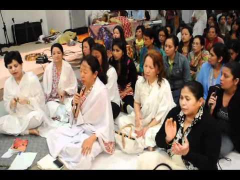Sai Bhajans & Prayers in Memory of late Satya Sai Baba by Nepalese in New York, May 7, 2011