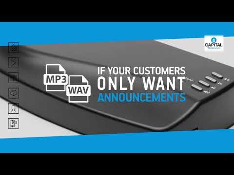 MOHPlayer Telecom Dealers Branded Web Site Video UK Version