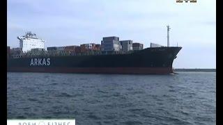 Морська доставка великих вантажів в Україну з будь-якого куточку світу(, 2017-04-09T06:38:53.000Z)