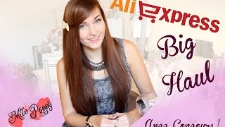 ❀ « Mlle Poppy - Big Haul AliExpress » #8
