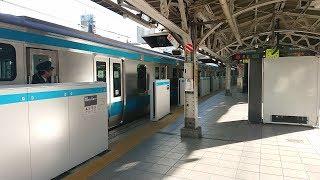 【停止位置修正】京浜東北線秋葉原駅ホームドア設置 thumbnail