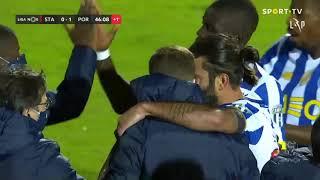 Goal   Golo Luis Díaz: Santa Clara 0-(1) FC Porto (Liga 20/21 #8)