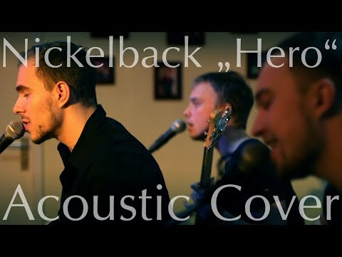 Nickelback  Hero Acoustic   The Pitch Pipes