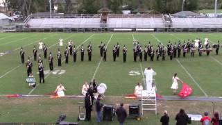 John I. Burton Band McChesney 2015