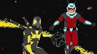 Marvel - Человек-муравей - мультфильм по легендарным комиксам (Сезон 1, Серия 5)