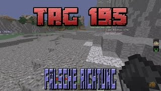 auf in den Nether in lets Play survival Piston House Tag 67
