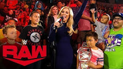 """The WWE Universe takes a """"Dance Break"""": Raw Exclusive, Oct. 7, 2019"""
