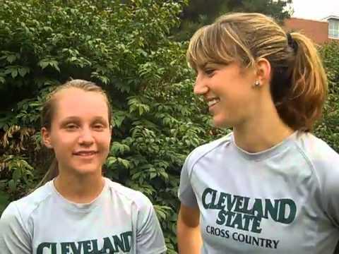 Katie Webb & Rachel Niemi Discuss The 2012 Cross Country Season (Aug. 17)