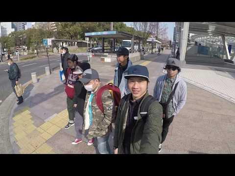 Nagoya Trip 2017 - GoPro HERO5 Black