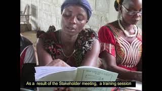 Bible Society in Liberia
