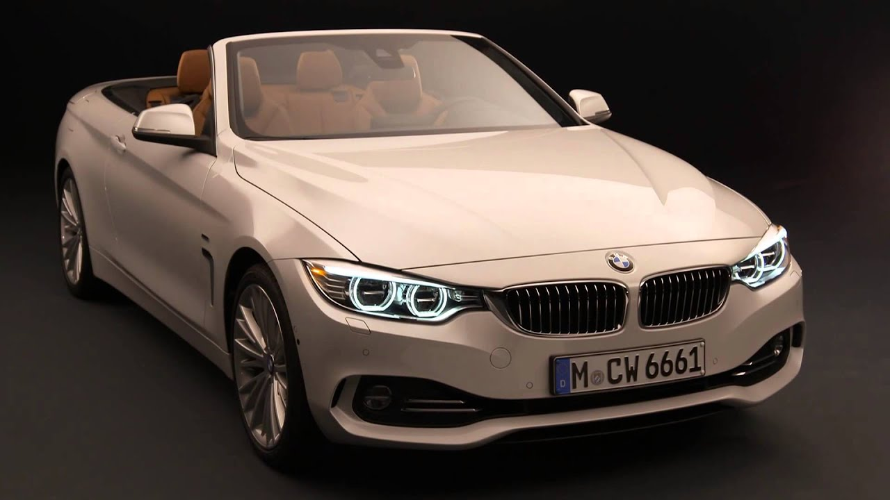 New BMW Series Convertible With Opening And Closing Hardtop - 2013 bmw 4 series convertible