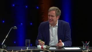 Weihnachten mit Florian Schroeder in der Satireshow