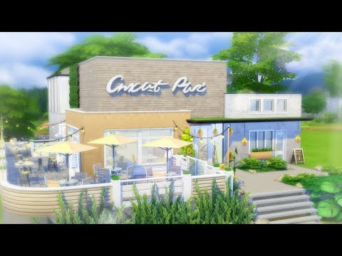 SUNNY SIDE UP // Restaurant + Yoga Studio // Newcrest Develo