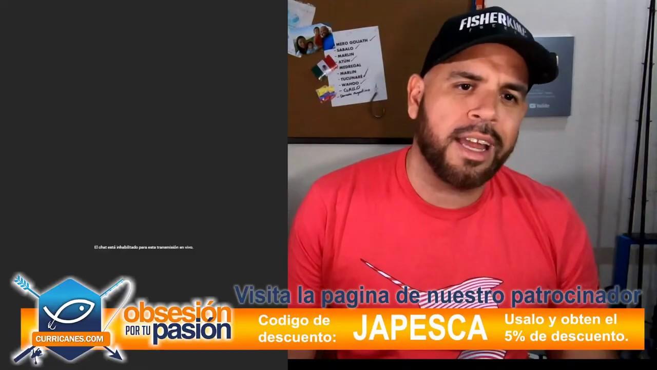EN VIVO |  JORGE ACOSTA - PESCA |  6 de Julio 2020