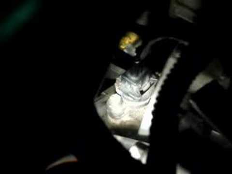 Tiburon Speed Sensor Location Youtube