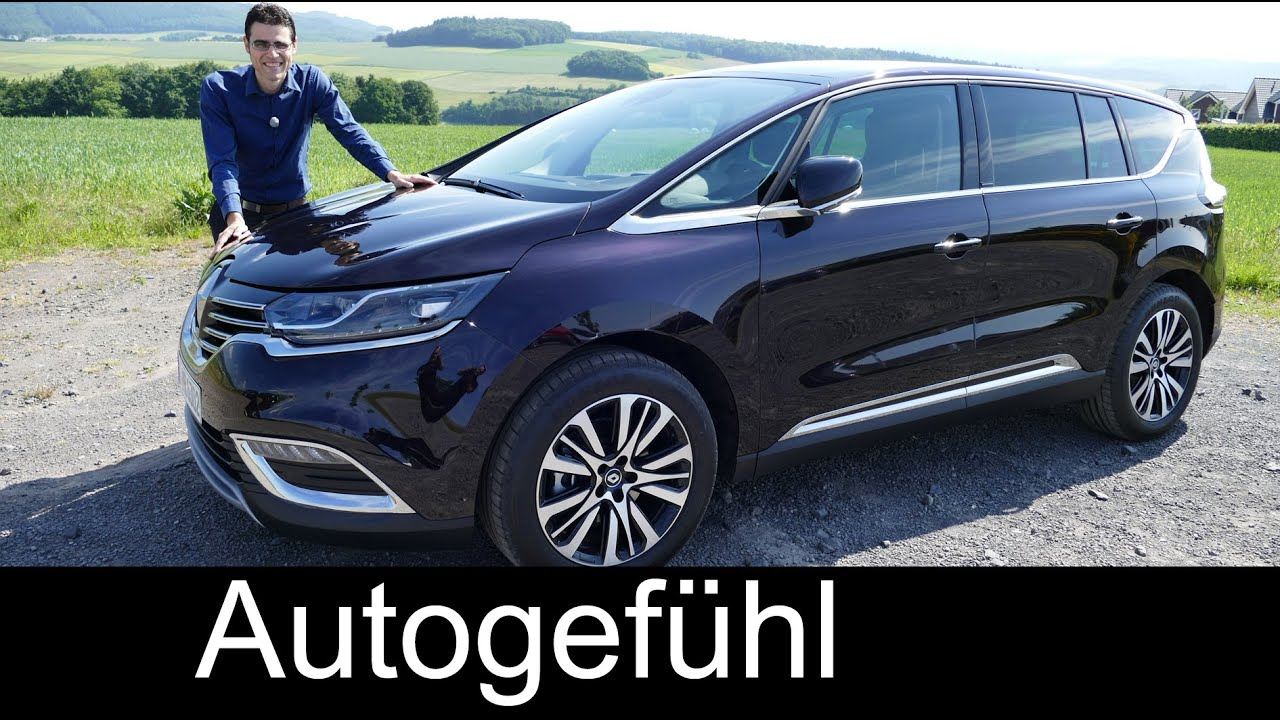 all new renault espace initiale paris full review test driven mpv van 2016 top trim autogef hl. Black Bedroom Furniture Sets. Home Design Ideas