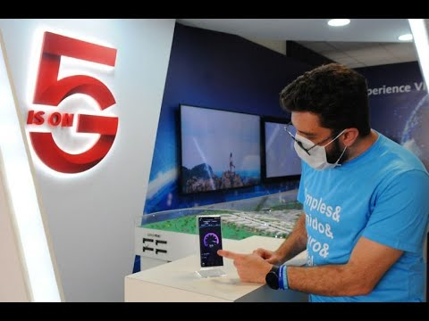 Implantação da Tecnologia 5G no Brasil - Funcionalidades, mercado e segurança cibernética - 06/04/21