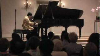 Griffes: Fantasy Pieces, Op. 6: III. Scherzo (James Chang, Senior Recital 1 of 11)