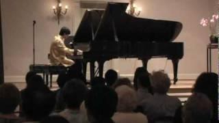 Griffes: Fantasy Pieces, Op. 6: III. Scherzo (James Chang, Senior Recital 1 of 11)