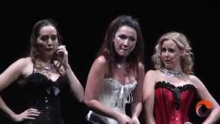 'El Lamento de las Divas', un cabaret divertido, fresco y gamberro