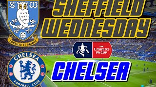 *Amazing fans* Away Day! SWFC vs Chelsea FA Cup💙