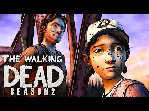 THE WALKING DEAD: SEASON TWO w/ MY BOYFRIEND!! (Episode 2)