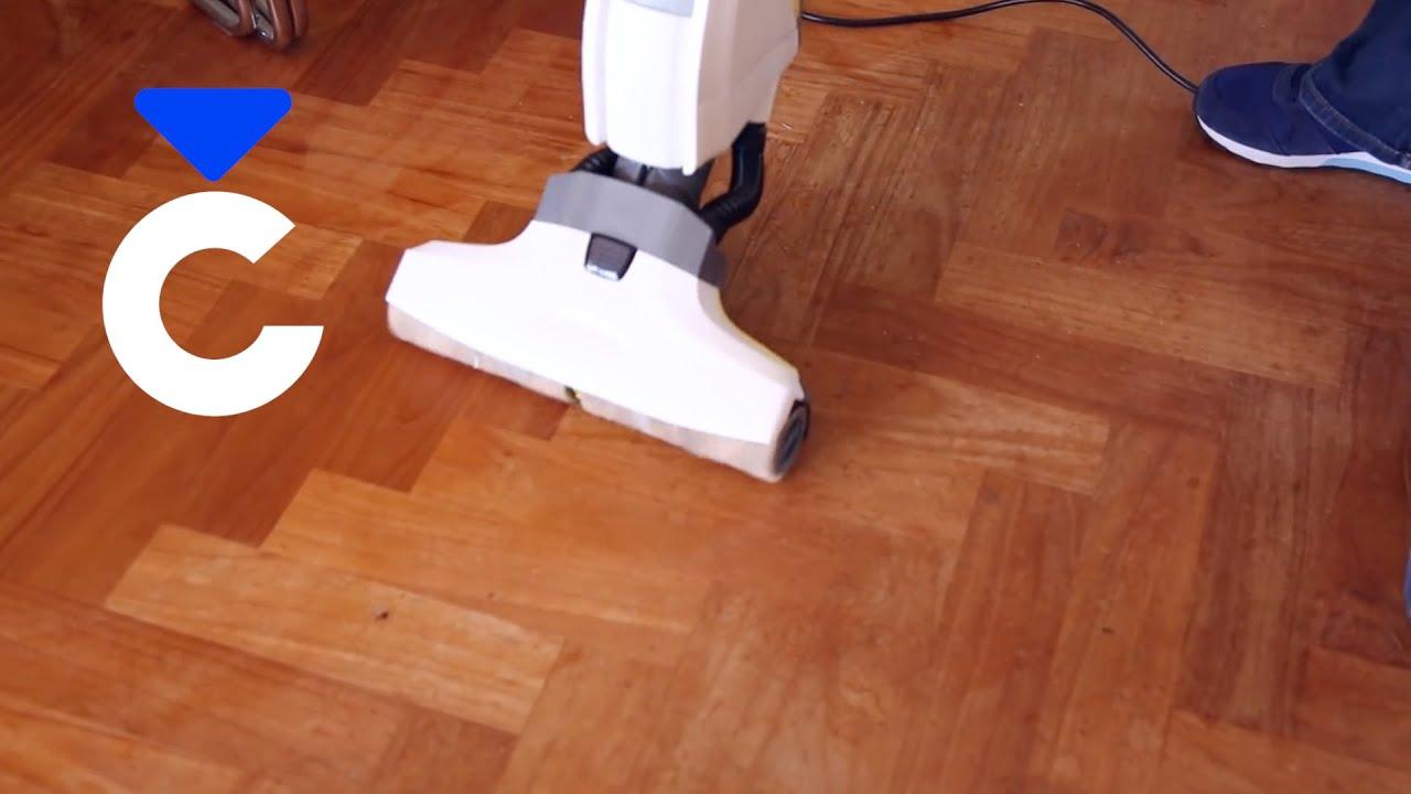 k rcher floor cleaner fc 5 premium review consumentenbond youtube. Black Bedroom Furniture Sets. Home Design Ideas