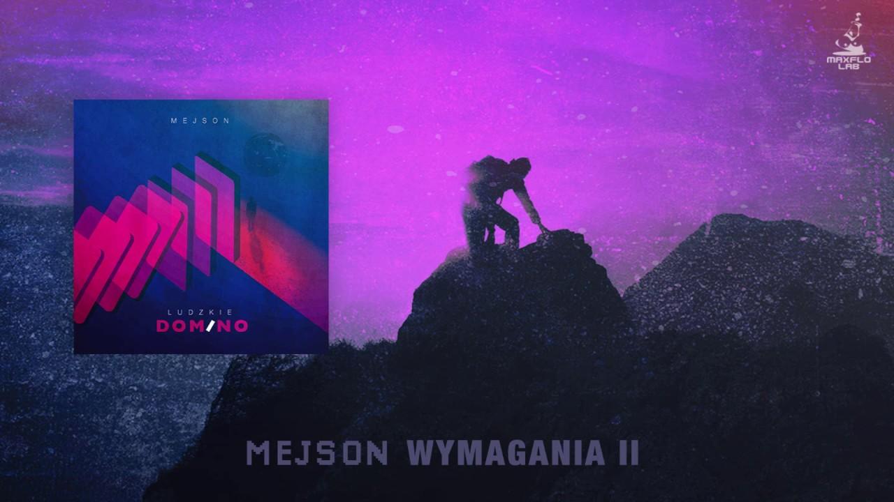 Mejson – Wymagania II (MaxFloLab) prod. Dzieciak