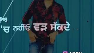 GOOD LUCK SONG BY SINGGA WhatsApp status new Punjabi songs