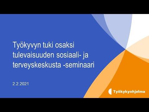 Download Työkykyohjelma seminaari