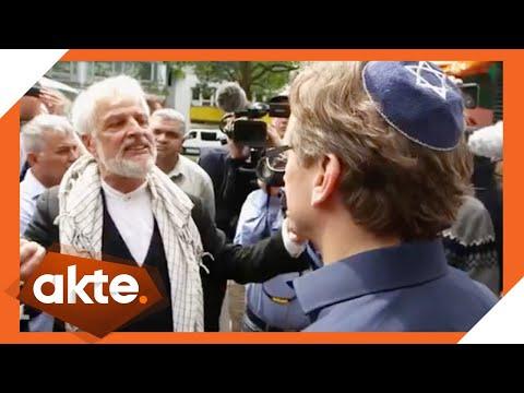 Ein Tag als Jude in Berlin | akte20.17 | SAT.1 | TV