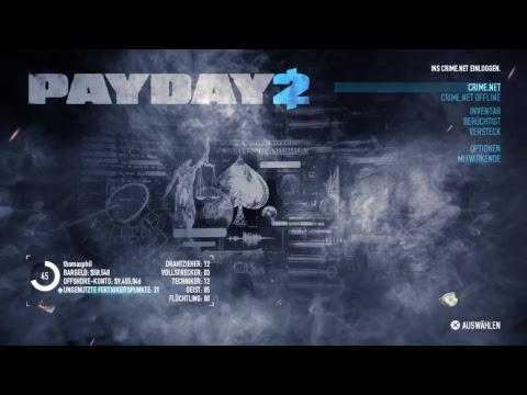 Payday 2 Mit Freunden Spielen